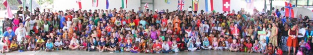 International Day - all students